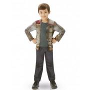 Vegaoo Finn kostuum deluxe voor kinderen - Star Wars 140/152 (11-12 jaar)