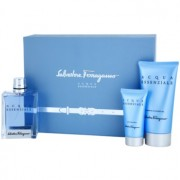 Salvatore Ferragamo Acqua Essenziale lote de regalo V. eau de toilette 100 ml + bálsamo after shave 50 ml + gel de ducha 150 ml