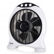 Tristar Ventoinha compacta VE-5997 50 W preto e branco