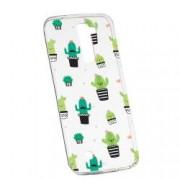 Husa pentru Lenovo K8 PLUS Silicon Slim Cactus 165