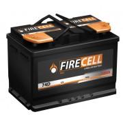 Akumulator za automobil FIRECELL® RS1 12 V 68 Ah D+, RS1-LB3 570