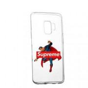 Husa de protectie Supreme Superman Samsung Galaxy S9 Plus rez. la uzura Silicon 259