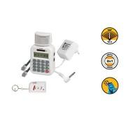 Vezetékes riasztó szett telefonhívó funkcióval (HS 60)
