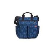 Bolsa Maternidade - Diaper Bag - Duo Signature Blue Graffiti