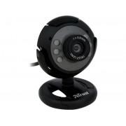 Webkamera, beépített mikrofonnal, led világítás, TRUST SpotLight Pro, fekete (TR16428)