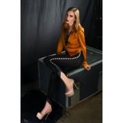 Trasparenze Strumpbyxor i trendigt leggings-look Premium cosmetic 3