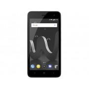 WIKO Jerry 2 Smartphone Dual-SIM 8 GB 12.7 cm (5 inch) 5 Mpix Android 7.0 Nougat Spacegrijs