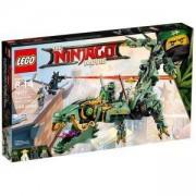ЛЕГО НИНДЖАГО - Робо-драконът на зеления нинджа, LEGO NINJAGO, 70612