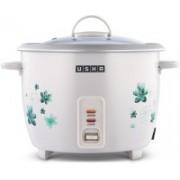 Usha MC - 3718S Electric Rice Cooker(1.8 L, White)
