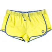 Roxy kratke hlače Line Up Short 2, ženske, žute, S