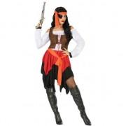Geen Piraten kostuum Mary voor dames
