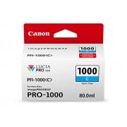 Canon PFI-1000 - Cyaan 0547C001