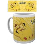 Intrafin Pokemon Pikachu Rest Mug