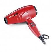 BaByliss Pro Secador Rápido Ultraligero Iónico 2200w Rojo