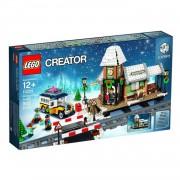 Lego 10259 winterdorp station