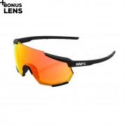 100% Sportovní brýle 100% Racetrap soft tact black