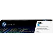 HP CLJ CP1025 Cyan Print Cartridge\ Standard Capacity Cyan Print Cartridge with ColorSphere Technology