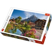 Trefl Puzzle Slagalica Alps in the summer 2000 kom (27089)