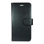 Radicover Mobilcover Iphone 7 sort PU læder - 1 Stk