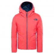 The North Face Girl's Reversible Perrito Jacket Rosa
