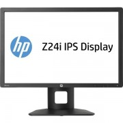 Monitor 24 inch LED IPS, Full HD, HP EliteDisplay Z24i, Black, Panou Grad B