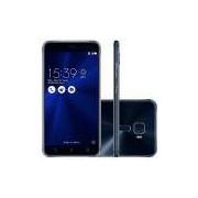 Smartphone Asus Zenfone 3, Preto, ZE552KL, Tela de 5.5, 32GB, 16MP