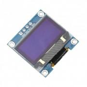 "tiendatec PANTALLA OLED 0,96"" 128x64 AZUL I2C IIC SDD1306"