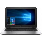 "Laptop HP EliteBook 850 G4 (Procesor Intel® Core™ i5-7200U (3M Cache, up to 3.10 GHz), Kaby Lake, 15.6"" HD, 4GB, 500GB HDD @7200RPM, Intel® HD Graphics 620, FPR, Win10 Pro, Argintiu)"