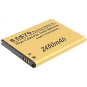 NTR BATC01 Samsung Galaxy mini GT-S5570 2450mAh 3,7V Li-ion akku EB494353VU - utángyártott
