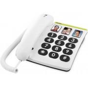 Doro Teléfono Fijo DORO Phone Easy 331ph blanco