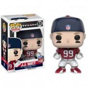 Pop! Vinyl Figura Pop! Vinyl J. J. Watt Ronda 3 - NFL