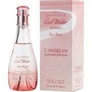 Davidoff Cool Water Woman Sea Rose Caribbean Summer Edition Eau de Toilette femei 10 ml Eșantion