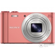 Aparat foto compact SONY DSC-WX350, pink