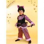 Costume Gattina Baby tg. 1/2 anni