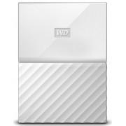 HDD Extern WD My Passport Ultra NEW, 1TB, 2.5, USB 3.0, white
