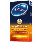 Perfetti Van Melle Italia Srl Profilattico Ansell Akuel By Manix Long Pleasure B 6 Pezzi