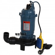 Pompa submersibila apa murdara cu tocator WAINER WP1 2600W 165l/min 15m