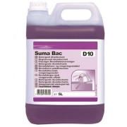 Detergent dezinfectant suprafete - Suma Bac D10