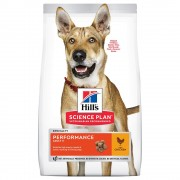 14кг Adult 1+ Performance Hill's Science Plan суха храна за кучета с пилешко