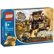 LEGO World Adventure Series Golden Dragon's Castle 7419