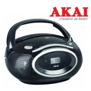 Radio/Lettore cd/Cdplayer Akai -APRC7BK