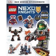 Dorling Kindersley LEGO® NEXO KNIGHTS™ Das große Stickerbuch