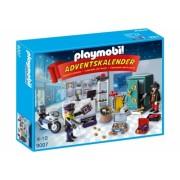 Calendar Craciun operatiunea Politiei Christmas Playmobil