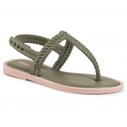 Сандали MELISSA - Flash Sandal + Salinas 32630 Green/Pink 50961