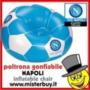 POLTRONA GONFIABILE NAPOLI prodotto ufficiale