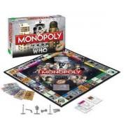 Monopoly Doctor Who 50e Anniversaire