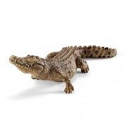 Schleich Crocodile, Multi Color