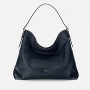 Aspinal of London Women's A Hobo Bag - Navy