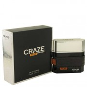 Armaf Craze Noir Eau De Parfum Spray 3.4 oz / 100.55 mL Men's Fragrances 539587