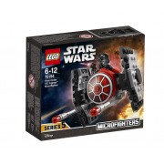 Set de constructie LEGO Star Wars TIE Fighter al Ordinului Intai Microfighter
